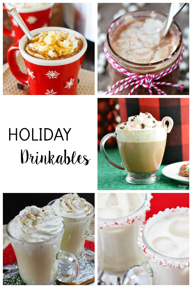 5 Yummy Holiday Drinks
