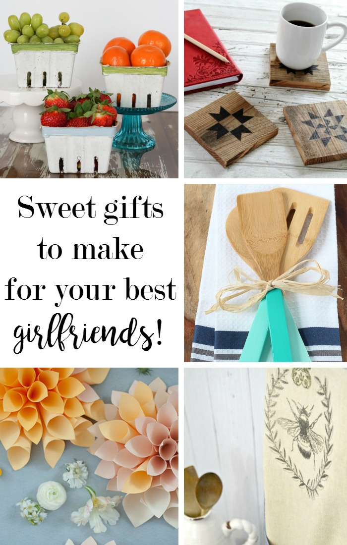 Gifts to Make for Your Girlfriends, DagmarBleasdale.com