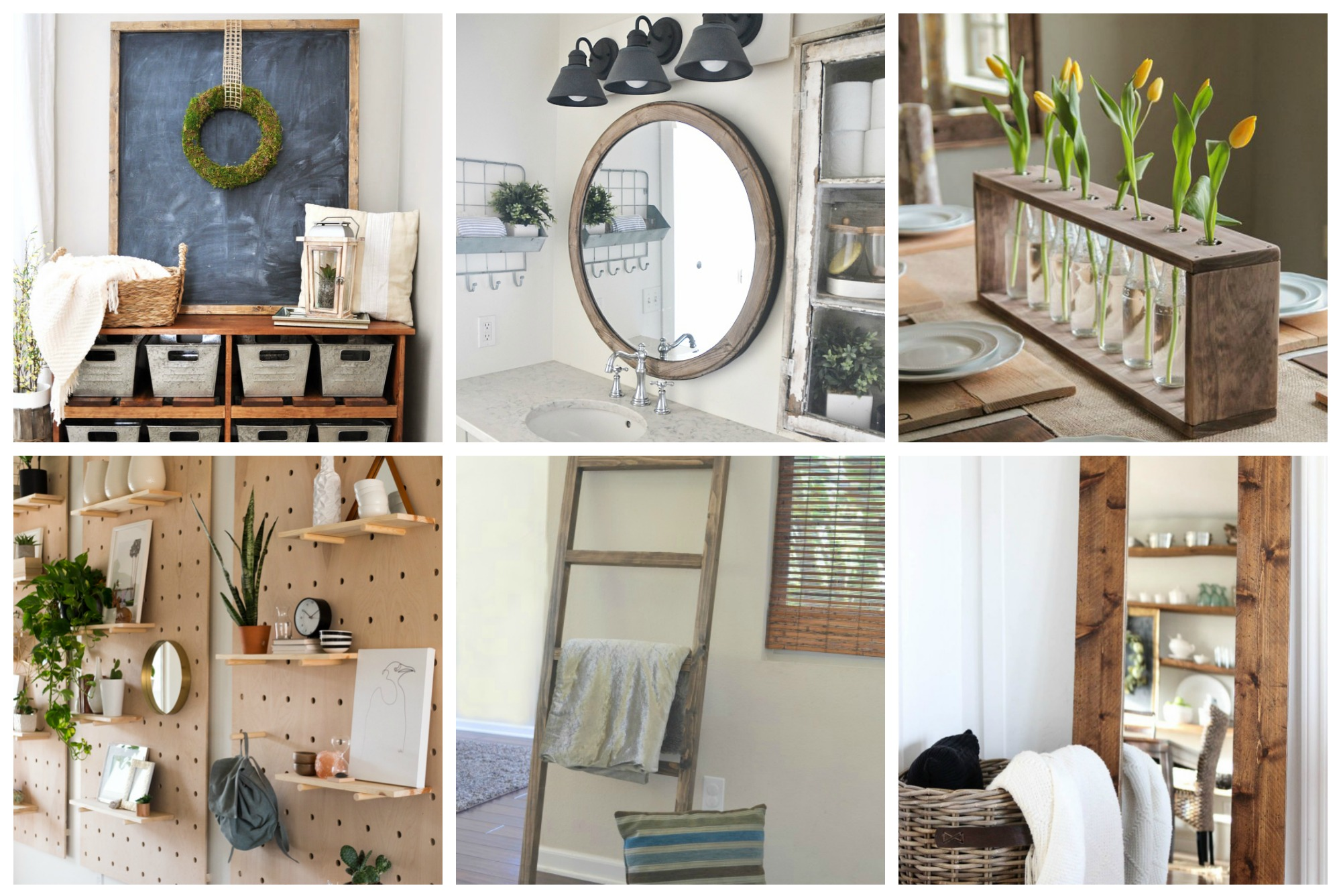 BUDGET DIY HOME DECOR PROJECTS