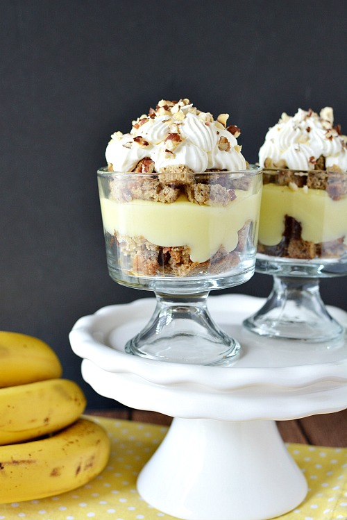 Fruity Recipes For the Summer, parfait