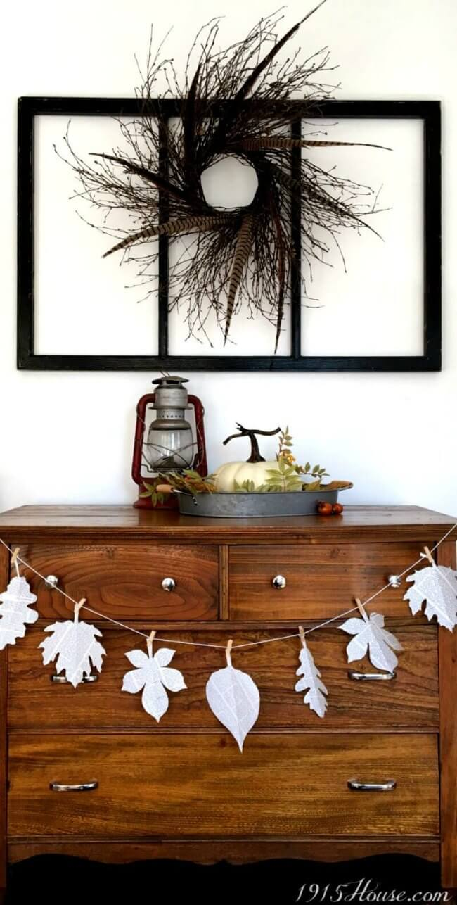 Diy Home Decor From Book Pages